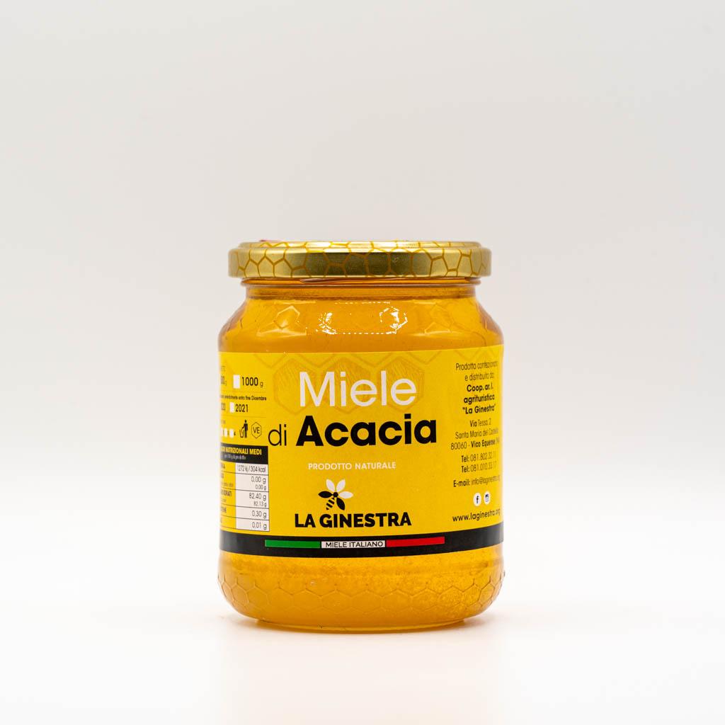 Miele di Acacia 500g immagine