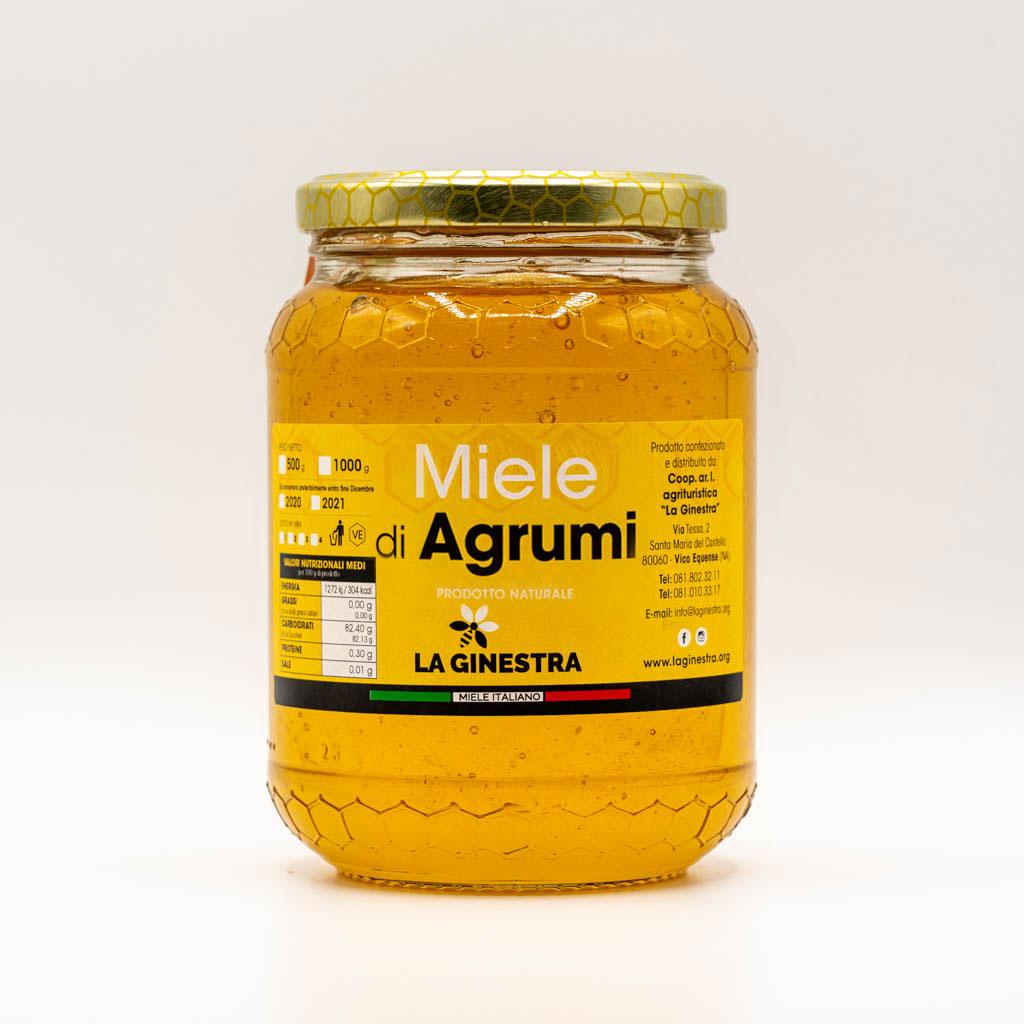 Miele di Agrumi 1kg immagine