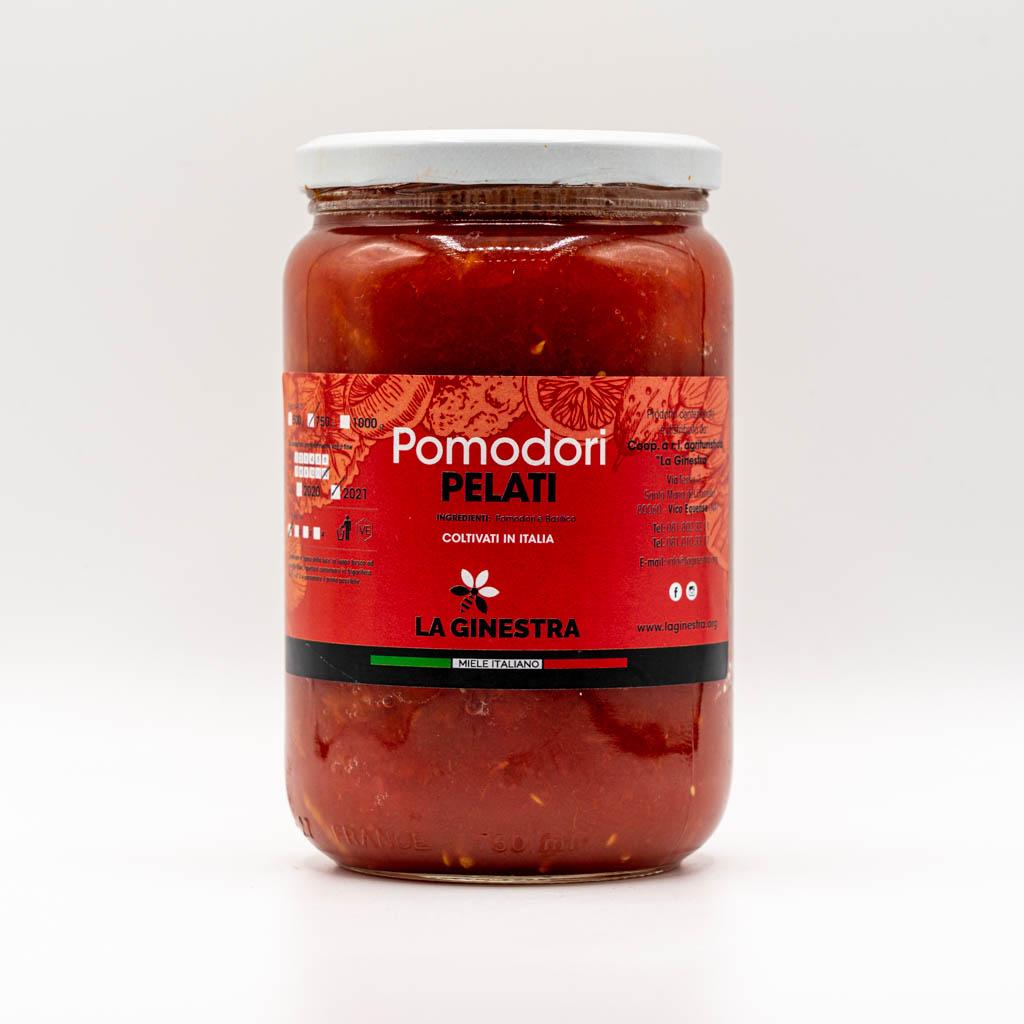 Pomodori pelati immagine