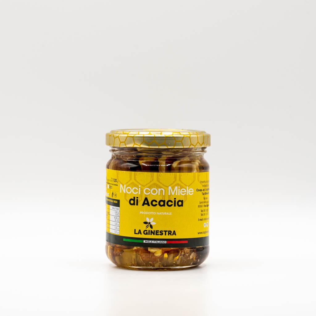 Noci in miele di Acacia 250g immagine