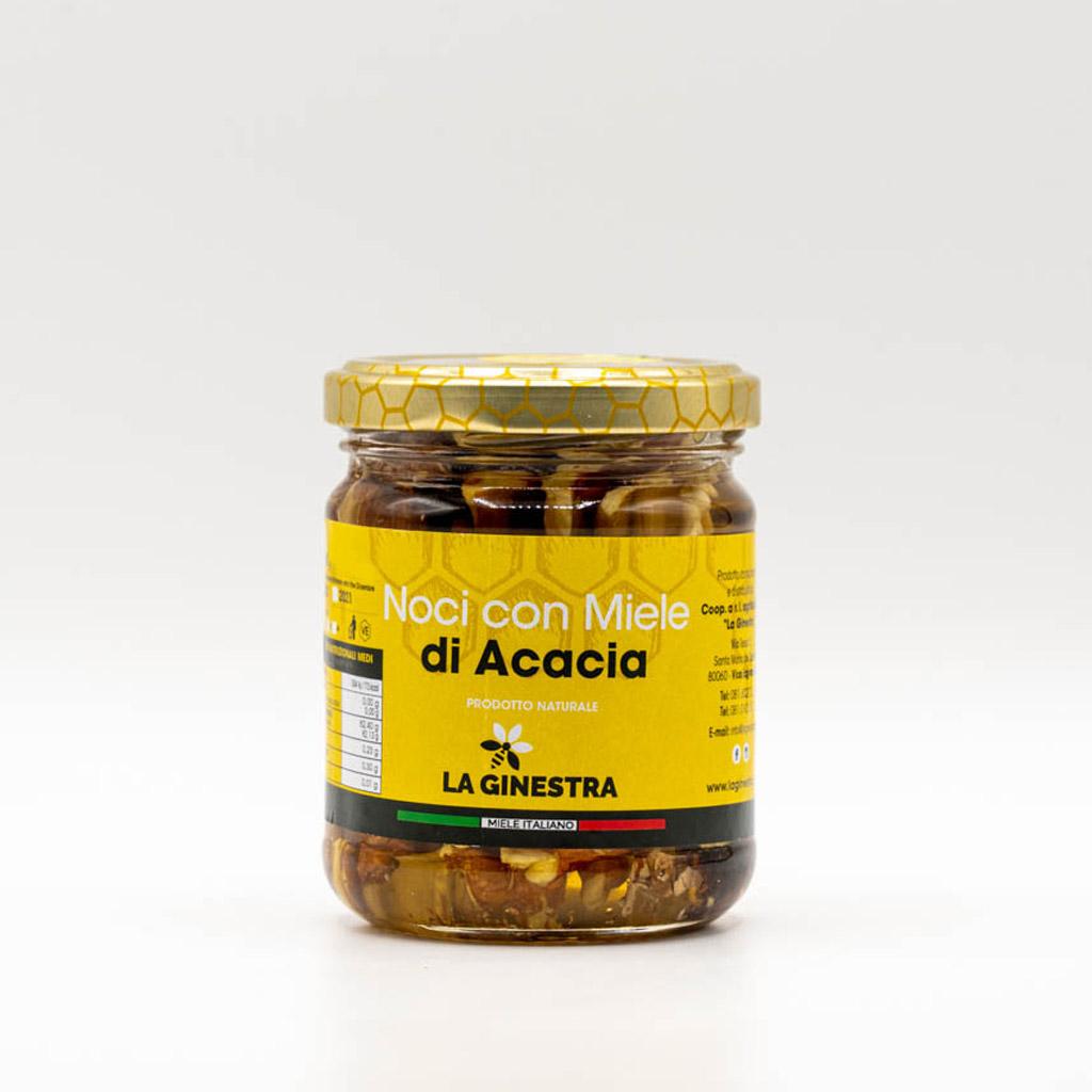 Noci in miele di Acacia 500g immagine