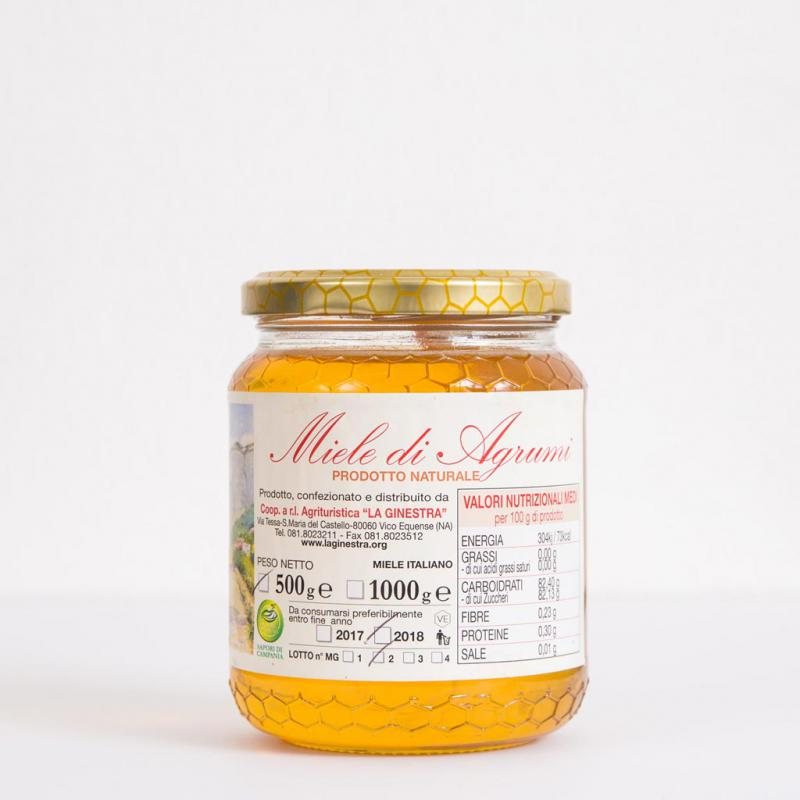 Citrus Honey immagine